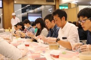 和菓子作り体験3